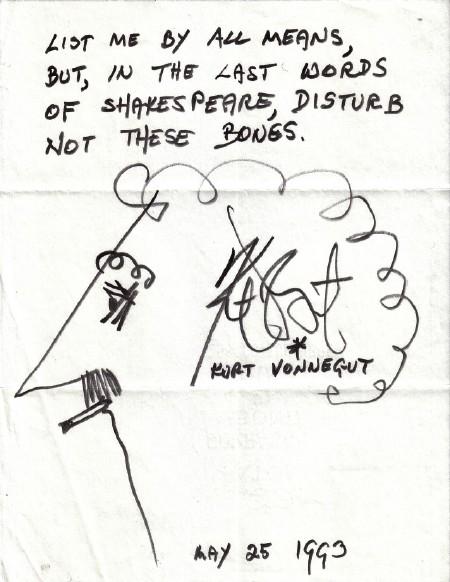 Kurt Vonnegut Reconsidered Biblioklept