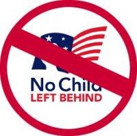Abolish No Child Left BehindNo Child Left Behind Logo