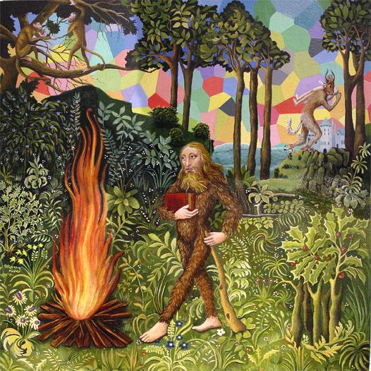 Wildman -- Nancy Baker