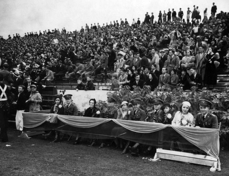 1930 UF Homecoming