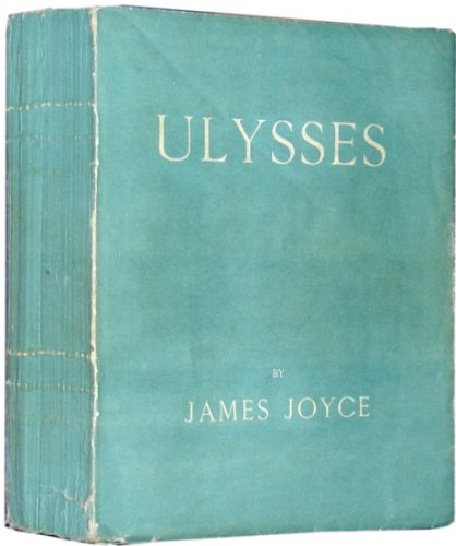 ulysses unrestored copy