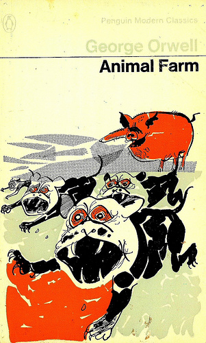 animal farm by george orwell 2 essay Animal farm - by george orwell and in his essay why i write (1946) animal farm, the book by george orwell.