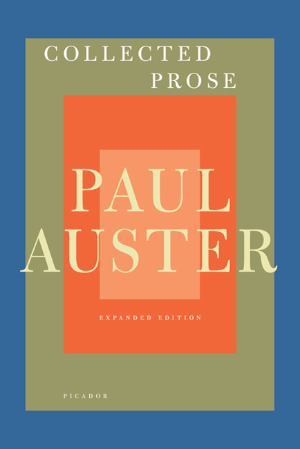 "city of glass paul auster essay ""my name is paul auster that is not my real name"": the search for identity in paul auster's city of glass jakob pearson eng k01 literary seminar autumn 2008."