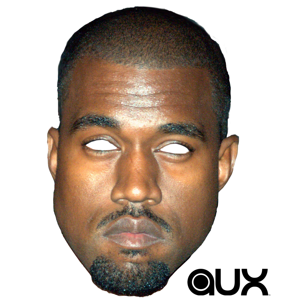 Kanye West Halloween Mask – Biblioklept