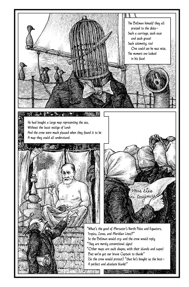 Lewis Carroll – Biblioklept
