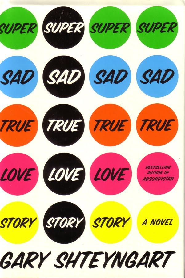 Super Sad True Love Story - Essays - Gonzoblue