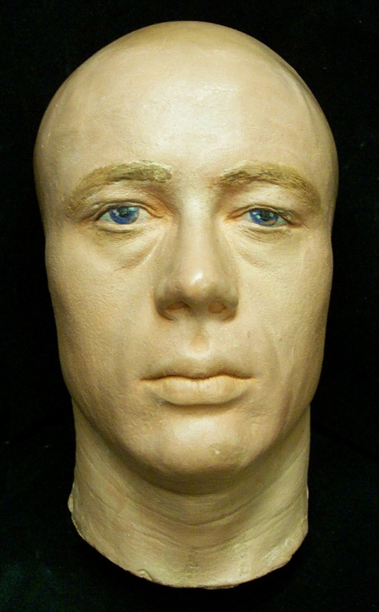 James Dean's Death Mask – Biblioklept