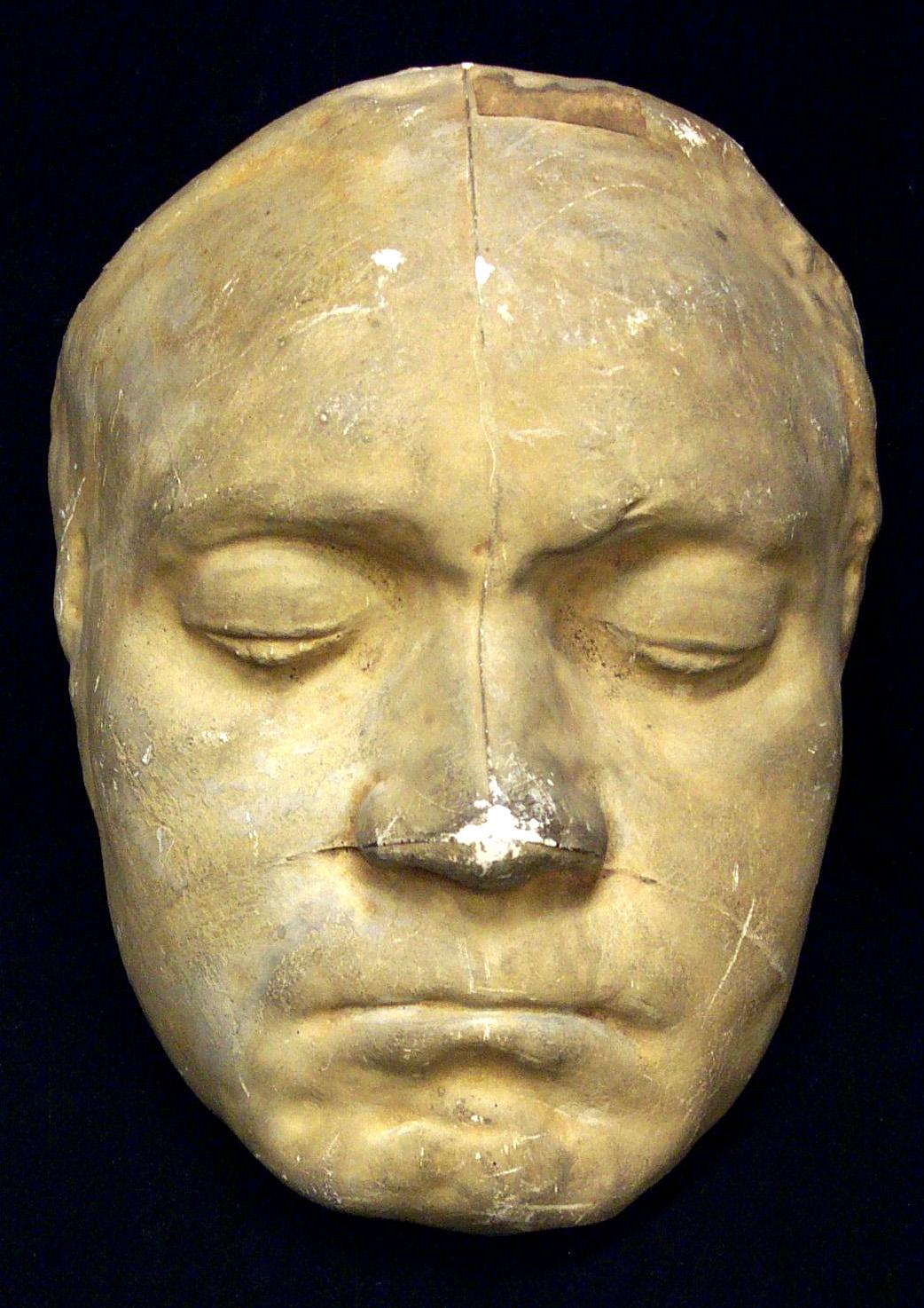 Beethoven S Death Mask Biblioklept
