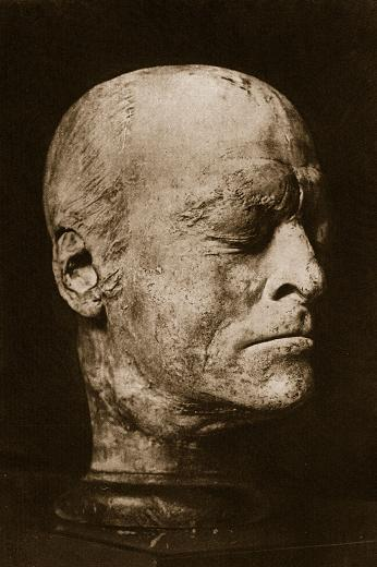 William Blake S Death Mask Biblioklept