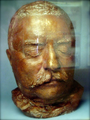 Mary Queen Of Scots Death Mask Teddy Roosevelt's De...