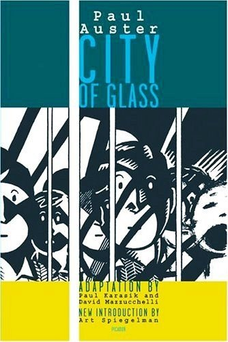 post modernism and city of glass City of glass (paul auster book) 35,896 likes the new york trilogy is a series of novels by paul auster originally published sequentially as city of.