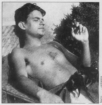 topless lacan