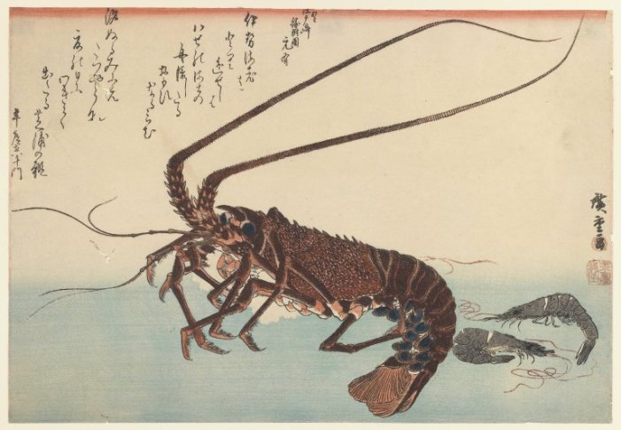 crayfish-and-two-shrimps-1845