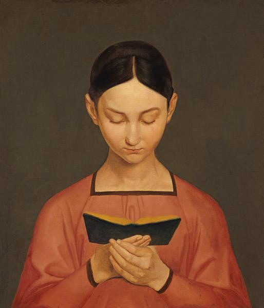 Lesendes-Maedchen