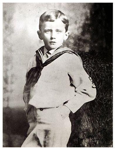 six year old james joyce