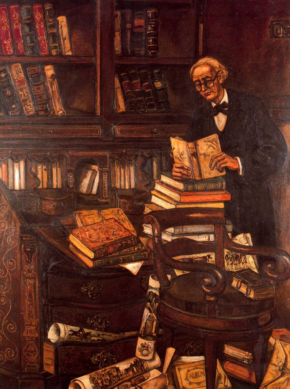the-bibliophile
