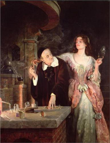 The Laboratory, John Collier