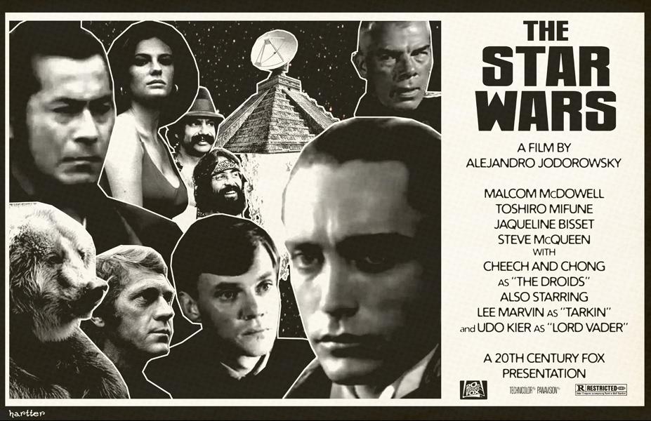 the star wars hartter