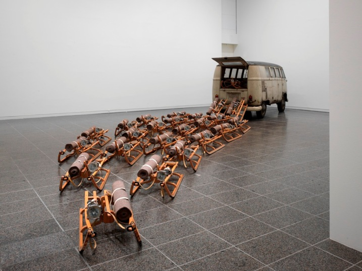 The Pack, Joseph Beuys