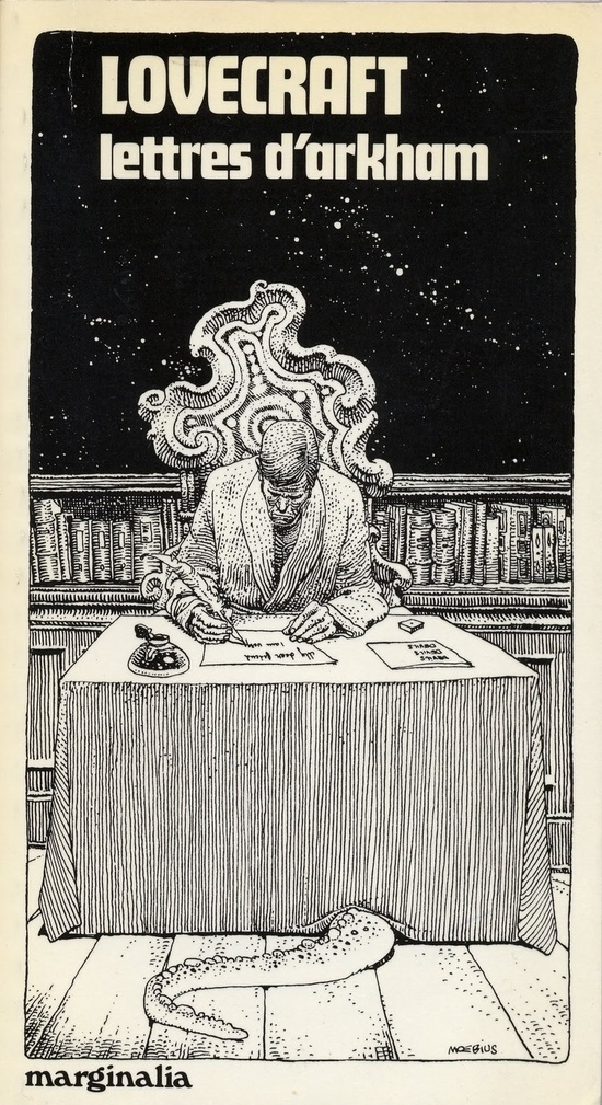 lovecraft moebius