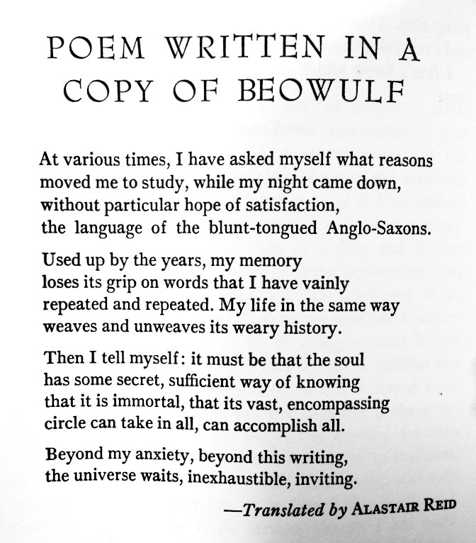 "Elegy"" — Jorge Luis Borges – Biblioklept"