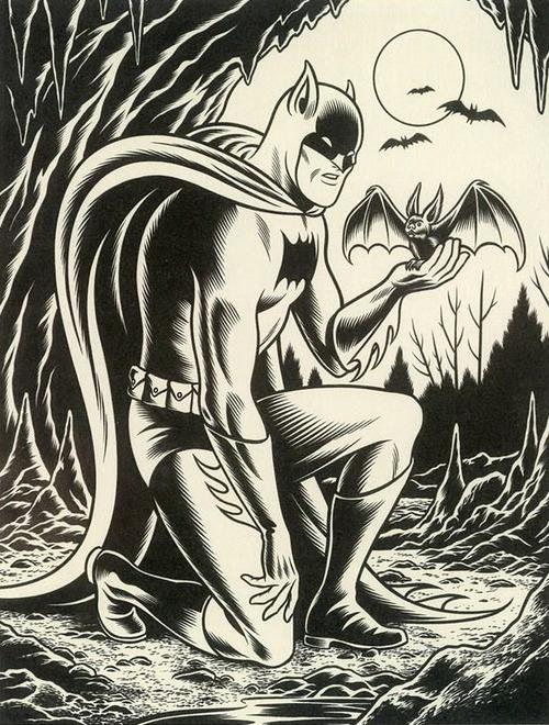 batman burns