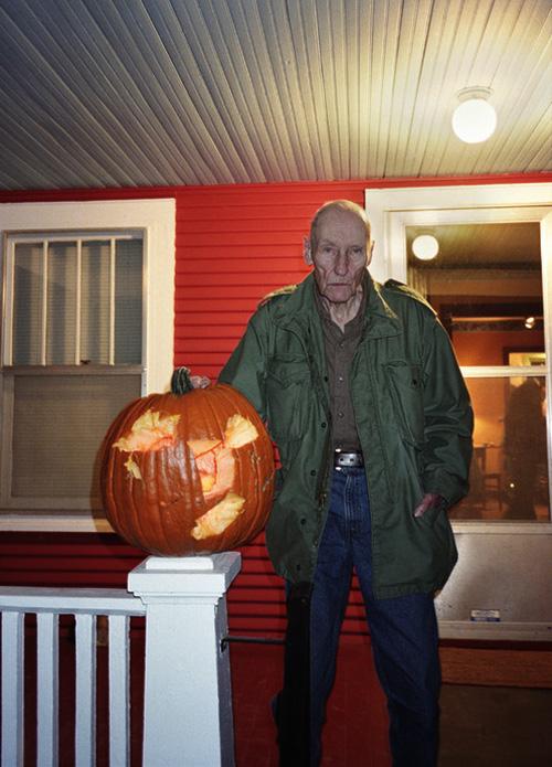 burroughs jack o lantern