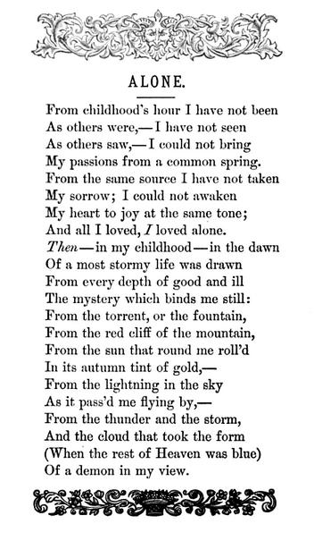 edgar allan poe the raven essay