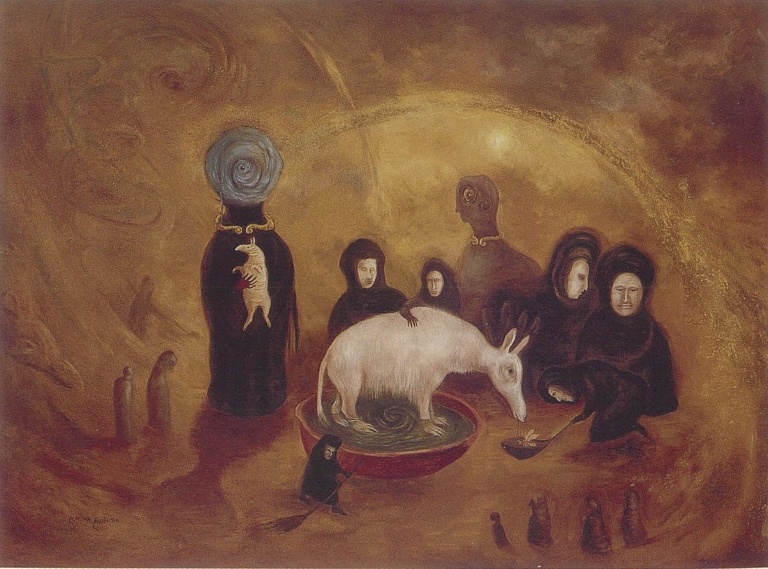 Aardvark Groomed by Widows