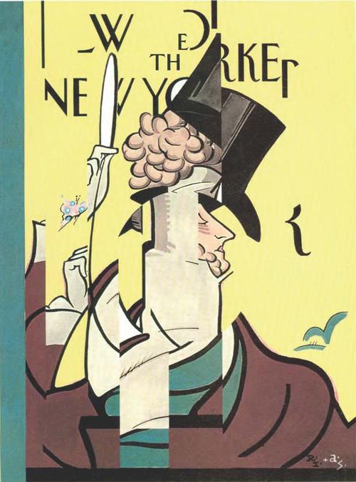 Art Spiegelman's Eustace Tilley