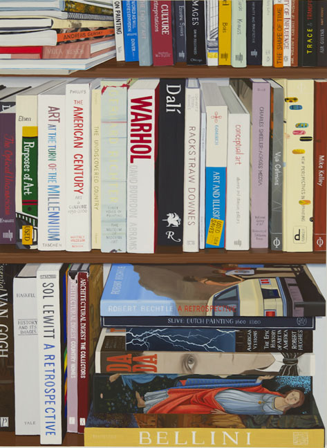 Bookshelf_2010_15x11 inches
