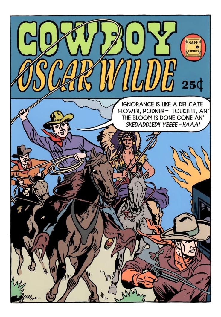 cowboy oscar