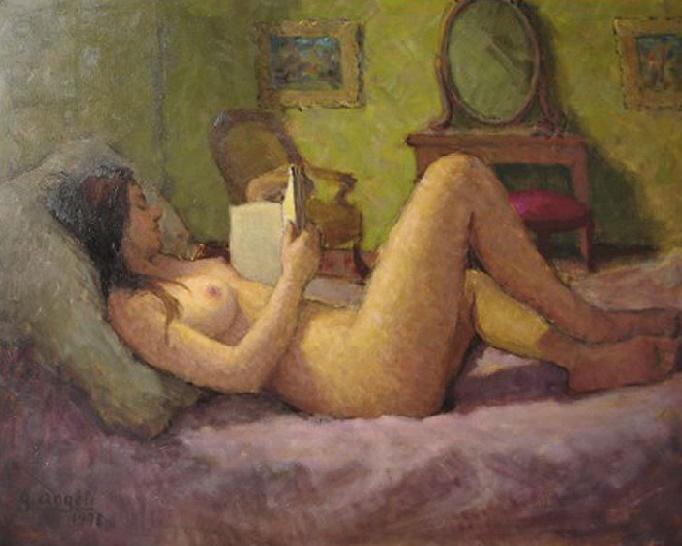 Angeli, Guerino - nu lisant