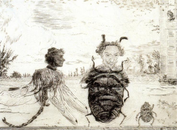 James-Ensor-Strange-Insects
