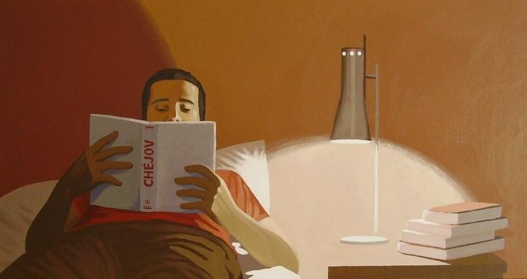 En la cama con Chejov -Pablo Gallo