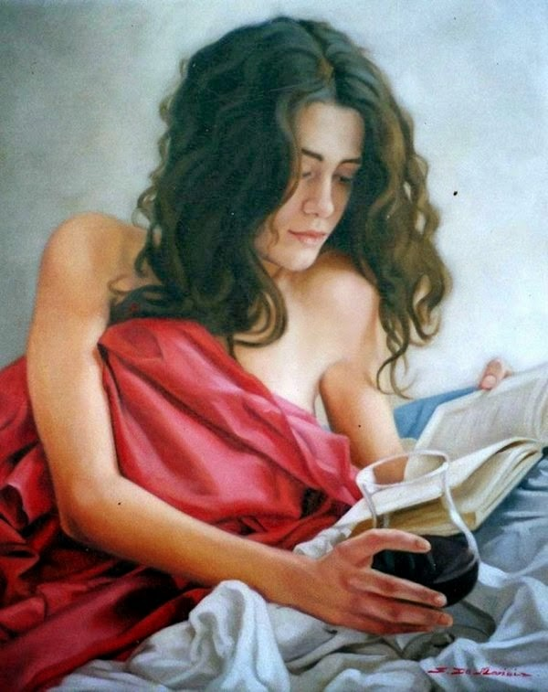 Marinis, Fulvio de (1971-...) Liseuse