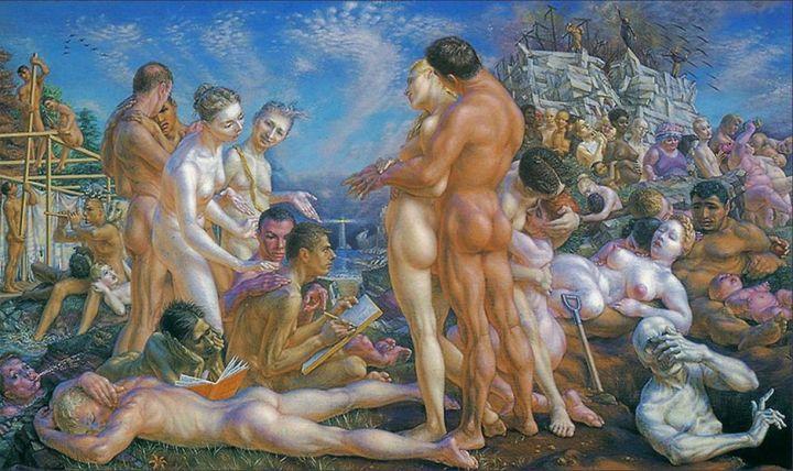 PaulCadmus17_What I Believe_1947
