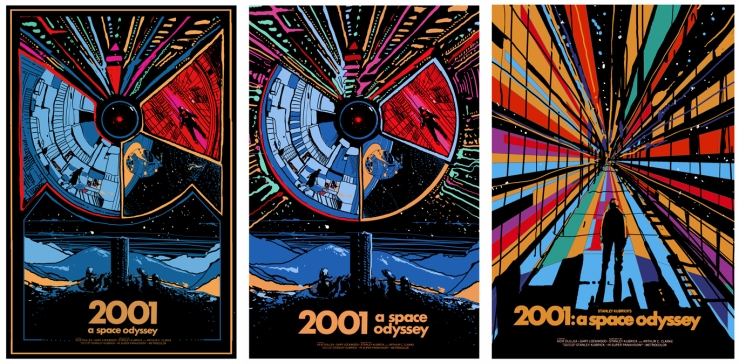 Image result for 2001 A Space odyssey posters