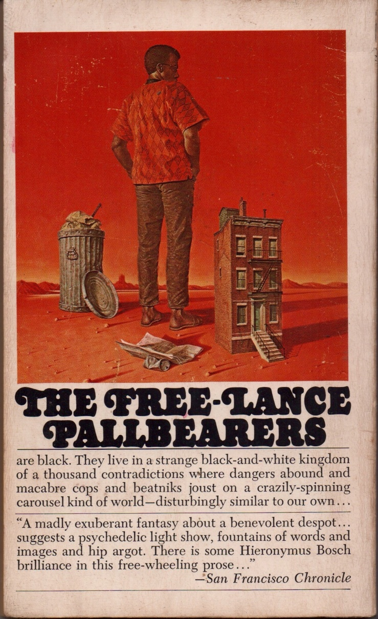 a review of ishmael reeds novel the free lance pallbearers Download free pdf the critical response to ishmael reed by bruce allen dick  since the publication of his first novel, the free-lance pallbearers,.