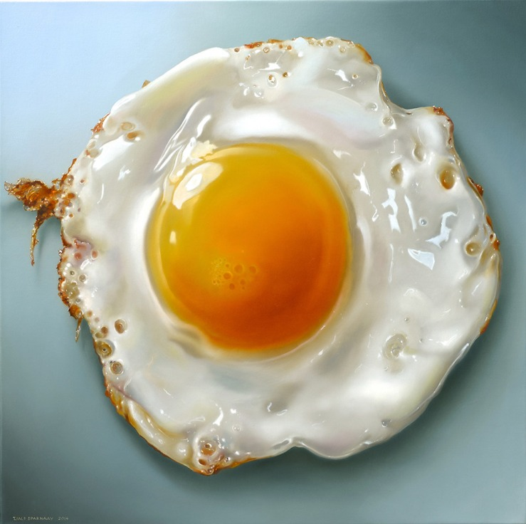 Fried-Egg_2014_80x80cm