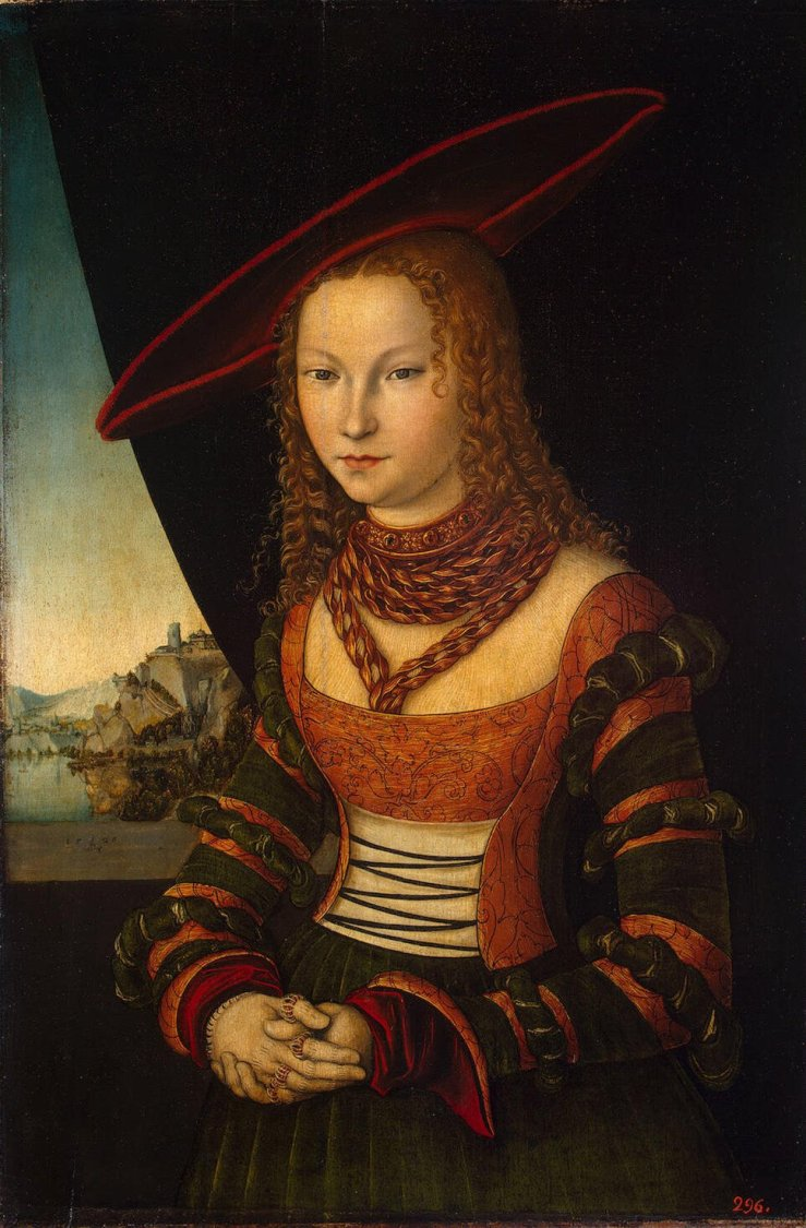 Cranach_Lucas_I-ZZZ-Portrait_of_a_Woman