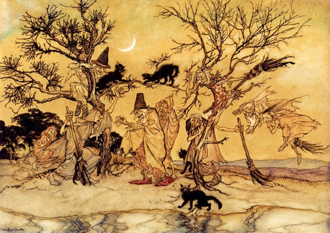 the-witches-sabbath