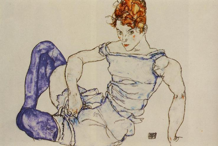 seated-woman-in-violet-stockings-1917