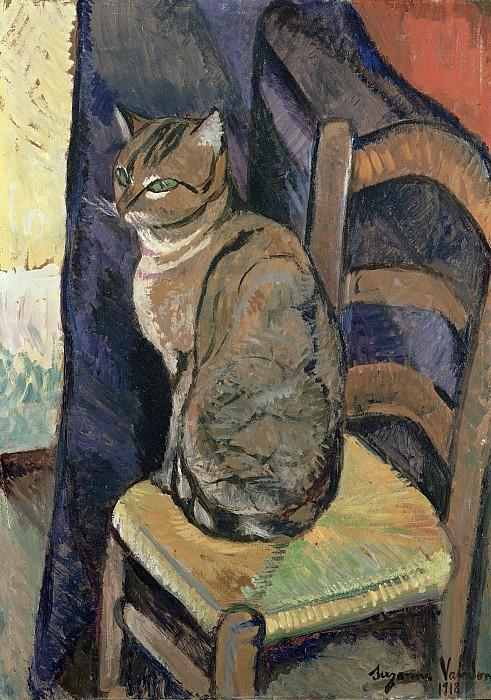 study-of-a-cat-1918