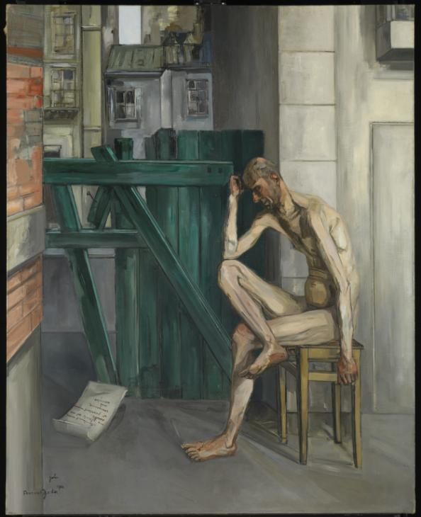 Job 1944 by Francis Gruber 1912-1948