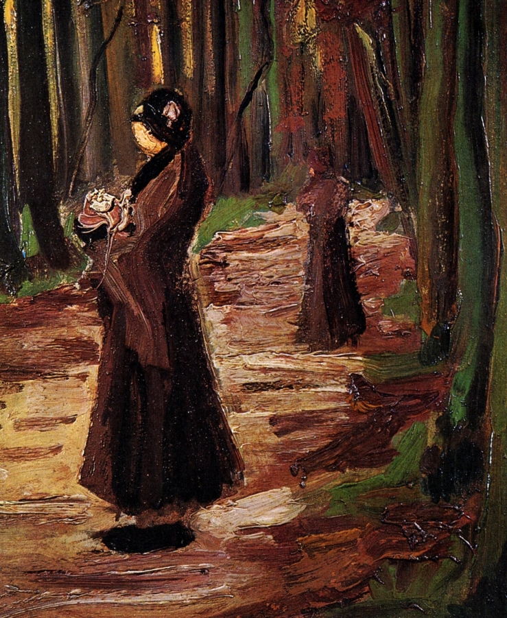 two-women-in-the-woods-1882