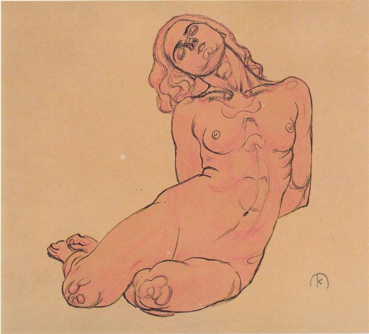 a-crouching-womanhd