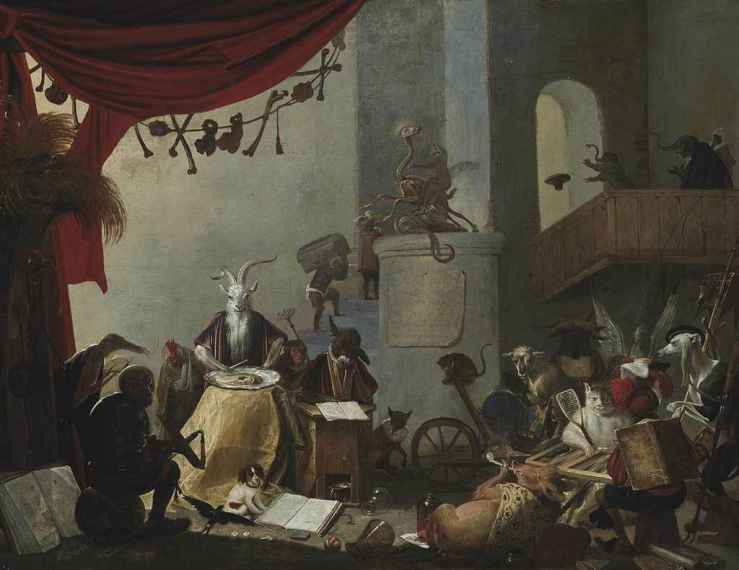 cornelis_saftleven_an_interior_with_a_goat_eating_an_oyster_a_donkey_a_d5559323g