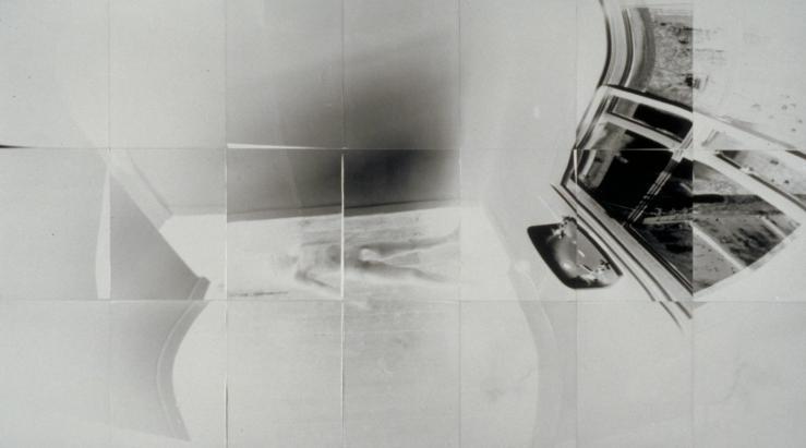 Bath Tub Converted into a Pin-Hole Camera 1984 by Steven Pippin born 1960