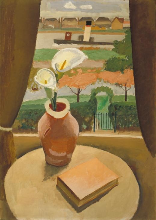 The Window, Chiswick 1929 by Mary Potter 1900-1981